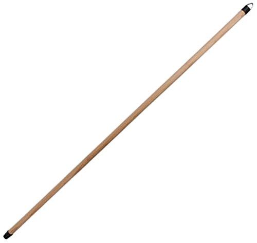 MSV 100021 Raw Handle Screw French Pine Wood 130 x 0.1 x 0.1 cm