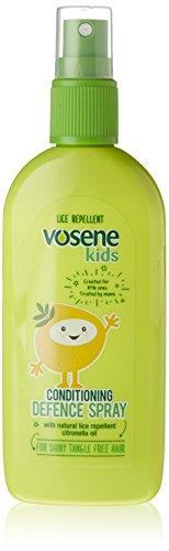 Vosene Kids Advanced Conditioning Defence Spray Head Lice Repellent 150 ml