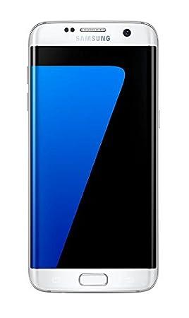 "Vodafone Samsung Galaxy S7 Edge 5.5"" SIM única 4G 4GB 32GB 3600mAh Blanco - Smartphone"