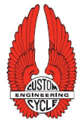Dew Manufacturing 39mm 24.25in. Show Chrome Fork Tubes for Harley Davidson 1987