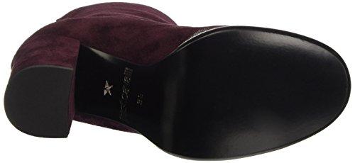 Solo Cavalli Damen Jc Main Coll Stiefel Multicolore (359 Vino)