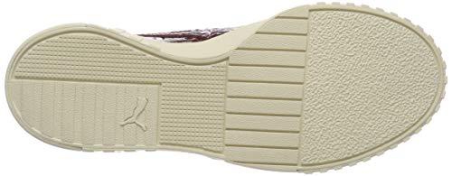 Wn's Cali Puma Rojo pomegranate Zapatillas Para Mujer Croc pomegranate EErvdWFq