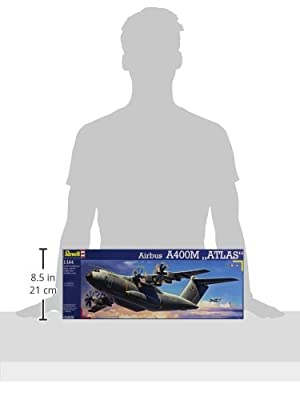 Revell 04859 Airbus A400M Atlas Model Kit