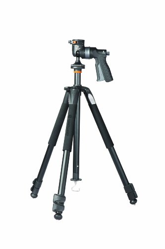 (Vanguard Alta Plus 263AGH Aluminum Tripod with GH-100 Pistol Grip Ball)
