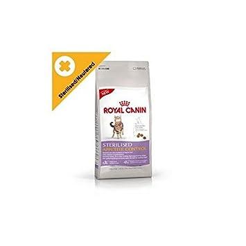 ROYAL CANIN Juego de 4 mandos para gato esterilizados (400 g): Amazon.es: Productos para mascotas
