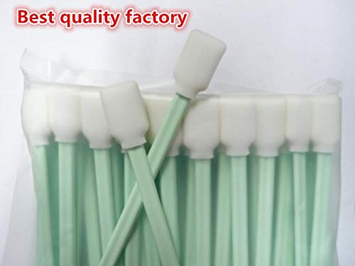 Printer Parts 20piece/lot Wholesale Print Head Cleaning Swabs Sticks Best Quality Stick Factory by Yoton