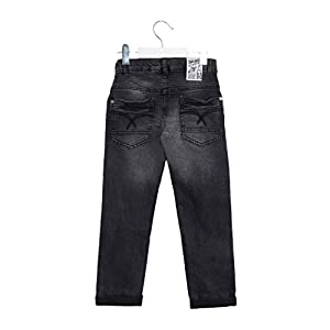 Max Boy's Relaxed Fit Jeans