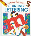 Starting Lettering, Patricia Lovett and Fiona M. Watt, 0881108936