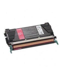 Compatible Lexmark C5222MS C5220MS Laser Toner Cartridge - Magenta, Works for C522, C522DN, C522DT