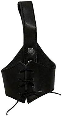 AleHorn - Soporte para cinturón para cuerno vikingo: Amazon.es: Hogar
