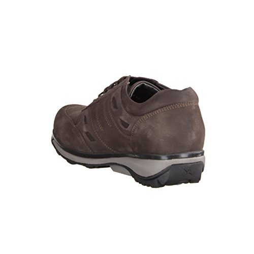 Xsensible New York Herenschoenen 300322301- Profylaxe Diabetici, Bruin Leer (leer Stretch)
