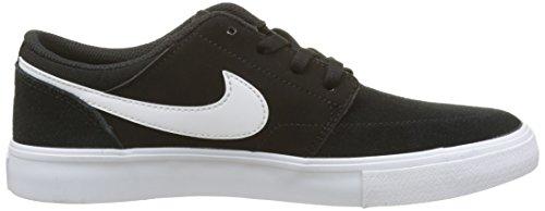 Garçon Black gs Chaussures Ii White Portmore Sb De Nike Skateboard xwIt80qcE