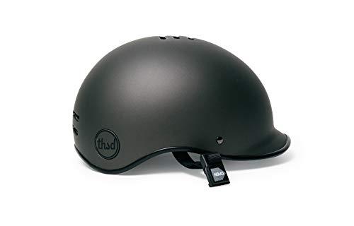 (Thousand Adult Bike Helmet, Stealth Black Large)