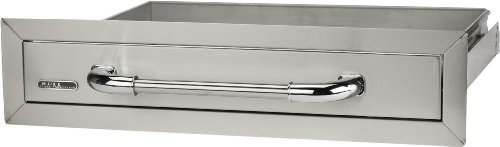 Stainless Drawers - Bull Outdoor Products 09970 Single Drawer, Stainless Steel