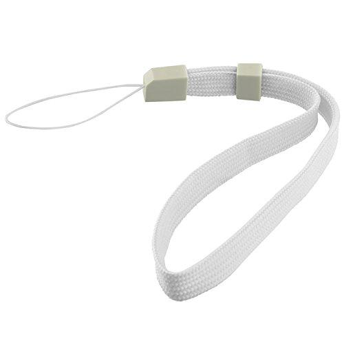 Insten 2 x White Wrist Strap Compatible With Nintendo Wii Remote Control / Controller