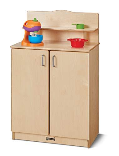Jonti-Craft 2407SA Culinary Creations School Age Kitchen Cupboard