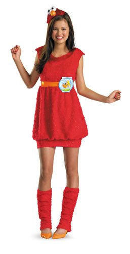 Elmo Child/Tween Costume Size L ()