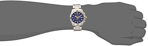 Citizen Men's Quartz Two-Tone Stainless Steel Chronograph Watch with Date, AN3394-59L