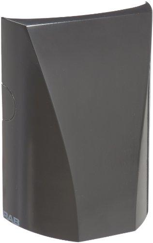 Wallpack Rab (RAB Lighting SLIM18 Slim Cool LED Wallpack, Aluminum, 18W Power, 1909 Lumens, 277V, Bronze Color)