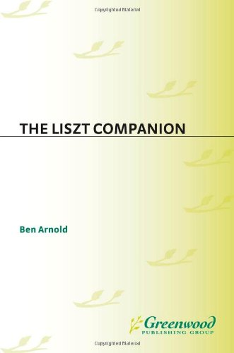 The Liszt Companion: by Greenwood