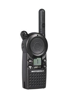6 Pack of Motorola CLS1110 Two Way Radio Walkie Talkies by Motorola (Image #3)