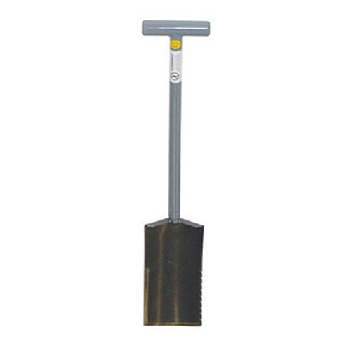 Lesche Ground Shark Relic Hunter Shovel for Metal Detecting and Gardening (Metal Shark Detector)
