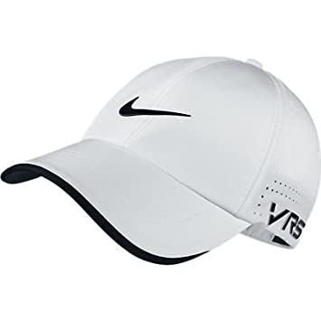 Nike Golf 2014 Mens Tour Perforated Cap Hat New Logo Rzn Vrs - (White) c4a65661594