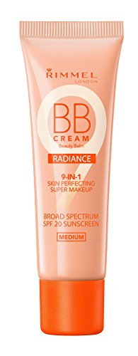 Rimmel Wake Me Up BB Cream Radiance Foundation, Medium, 1 Fluid Ounce