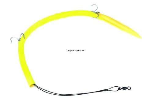 Sea Striker CT14Y Cuda Tube Rig Fishing Hook Accessory (Rig Tube)