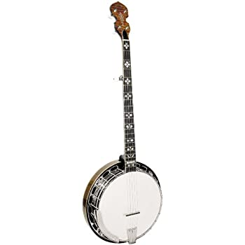 Gold Tone OB-250 Orange Blossom Banjo (Five String, Vintage Brown)