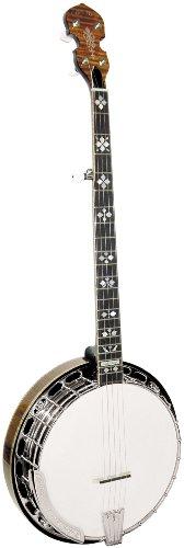 Gold Tone OB-250 Orange Blossom Banjo (Five String, Vintage Brown)