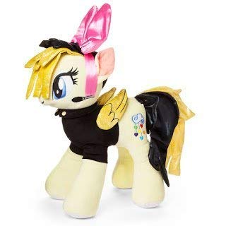 My Little Pony The Movie Songbird Serenade plush 17'' pillow buddy by