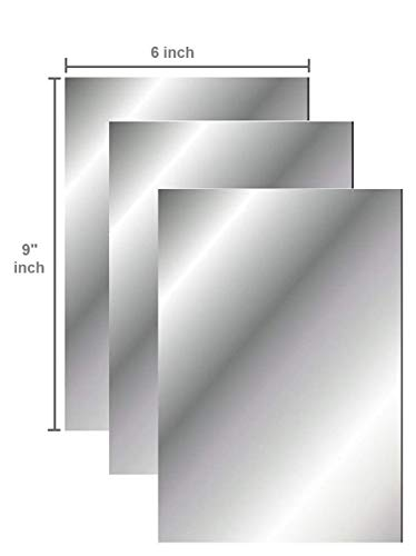 Q-Bics Flexible Mirror Sheets 6