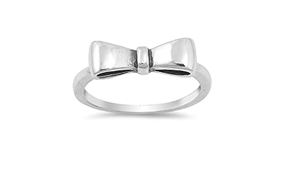 Princess Kylie Oxidized Sterling Silver Cross Skull Center Ring