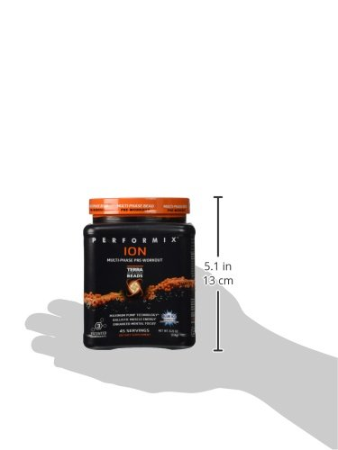 Performix ION Multi-phase Pre-workout Blue Ice 45 Servings