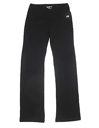Marika Womens Comfortable Casual-wear Lounge pants / Yoga Pants L Black
