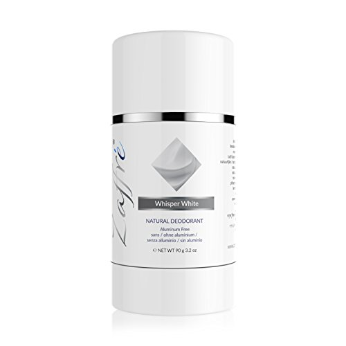 Natural Deodorant by Zaffré, Aluminum & Alcohol-Free, Vegan Deodorant Stick, Mint, 3.2 oz