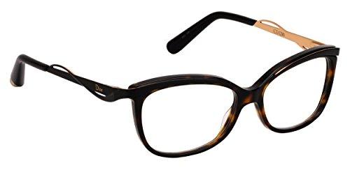 Dior Montures de lunettes CD3280 Dior Metal Eyes Pour Femme Tortoise / Black 6NY: Tortoise / Black