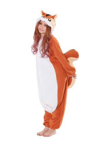 Kigurumi Pyjama SAZAC Ecureuil - Taille unique