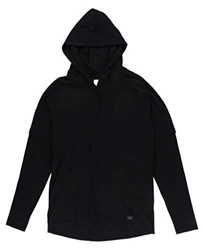 Globe Mens Moonshine Jersey Hoody Pullover Sweatshirt X-Large Black