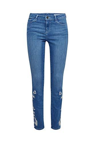 Wash Skinny By blue Edc Vaqueros Azul Para Esprit Mujer 902 Medium qzOdntUx