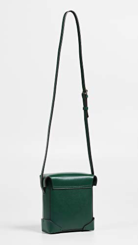 Green Mini Women's MANU Emerald Box Pristine Green Atelier Bag Monte aTayqOc
