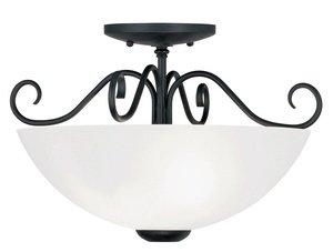 04 Tiffany Ceiling Lamp - 2