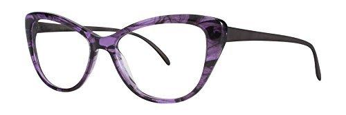 Eyeglasses Vera Wang V 394 PLUM TORTOISE Plum Tortoise