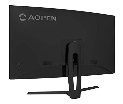 (Renewed) Aopen 24HC1Q 24-inch Curve Gaming Monitor (Black)