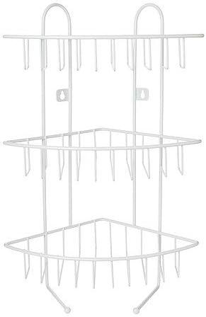 IKEA BLANKEN - estantería ducha, blanco - 45 cm: Amazon.es: Hogar