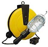 Alert 500050GCB Pro Reel Retractable Cord Reel Work Light
