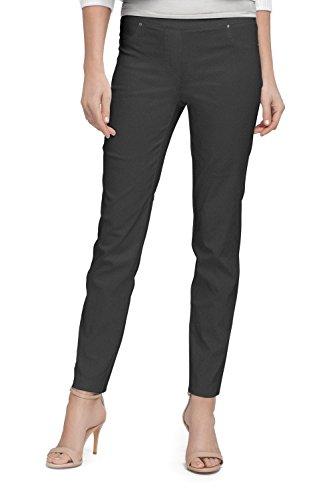 Solid Millennium Ankle Pant (M, Charcoal)