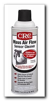 CRC Mass Air Flow Sensor Cleaner, 11 oz, CASE of 6 (05110-C)