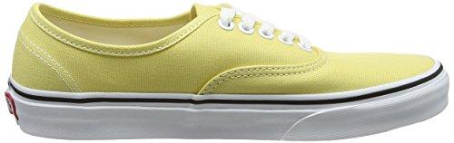 Bestelwagens Authentieke Sneakers Duister Citron Heren 11.5